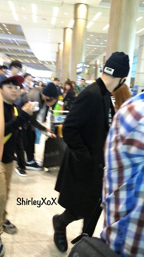 Big Bang - Incheon Airport - 10apr2015 - G-Dragon - Hi_Shirleyxox - 06