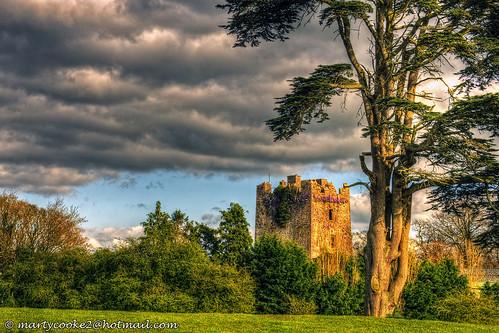 Ballyragget Castle (County Kilkenny, Ireland)