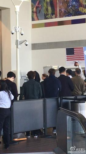 Big Bang - Los Angeles Airport - 06oct2015 - bofl - 23