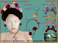 Bliensen - Gacha Gacha - Barbed Roses