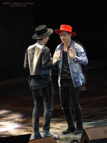 G-Dragon, Seung Ri & Tae Yang - V.I.P GATHERING in Harbin - Ma - 02