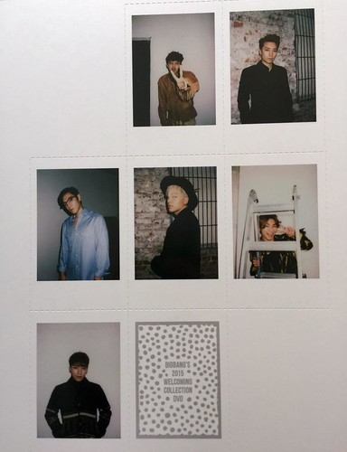 Big Bang - Welcoming Collection - 2015 - yoooouBB - 10