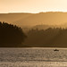 Hagg Lake by RaminN