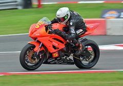 Oulton park British superbikes and support races