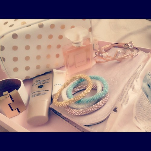 Lily & Laura Bracelets Mae Movement Leighelena Chanel Coco Mademoiselle Henri Bendel