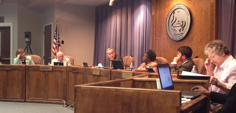 Huntsville City School BOE's Befuddled Assumptions