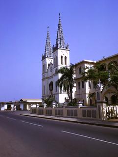 Lomé Catholic church - Togo