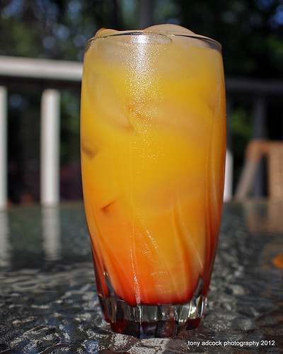 drink tequila cocktail oj liqour tequilasunrise grenadine