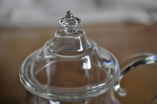 フランフラン セール ガラス ティーポット