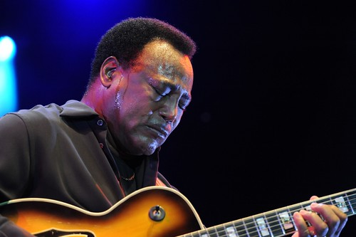 George Benson @les Nuits d'Istres By McYavell - 120709 (5)