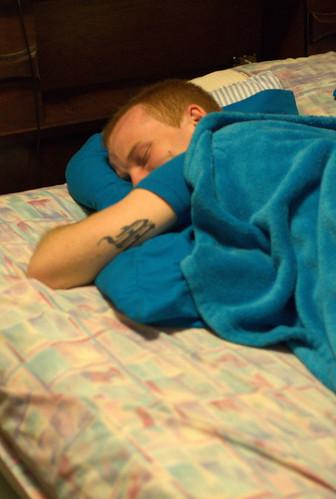 Sleep More (220/365)