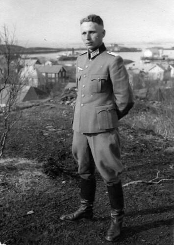 Franz Affolderbach på Høyåsen