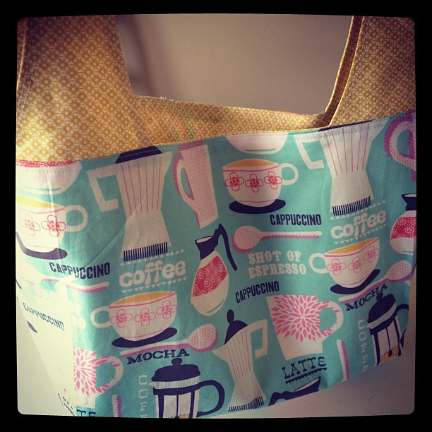 New grocery tote!