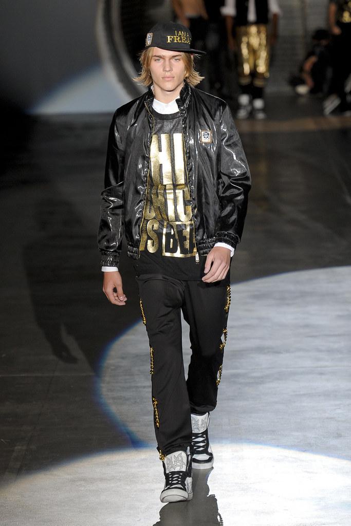 Ton Heukels3021_SS13 Milan Frankie Morello(fashionising.com)