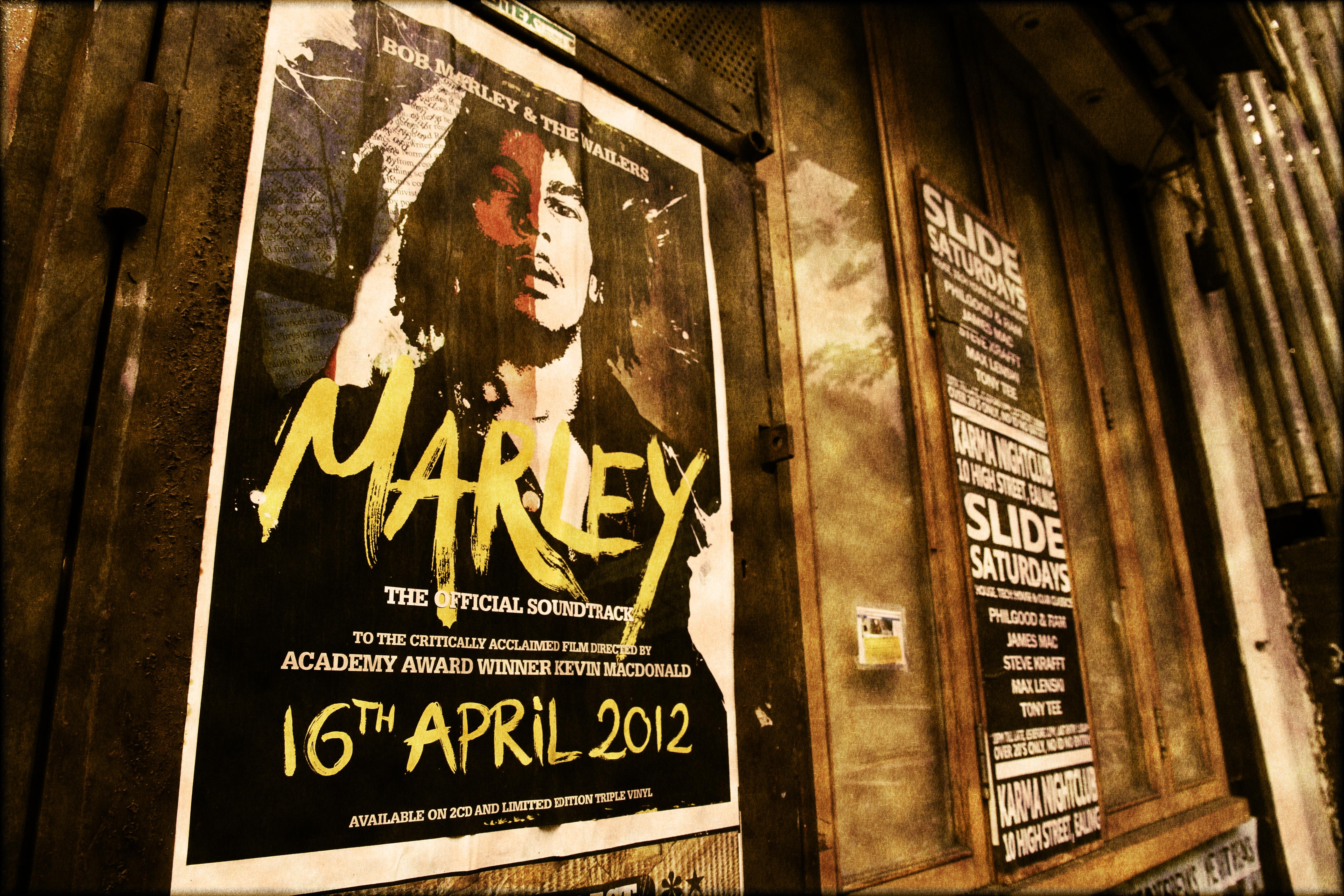 Bob Marley - Camden Town