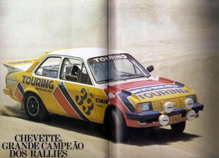 Chevette Monza Motor #1