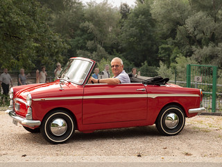 AutoBianchi Bianchina Trasformabile (convertible) (1962-1968)