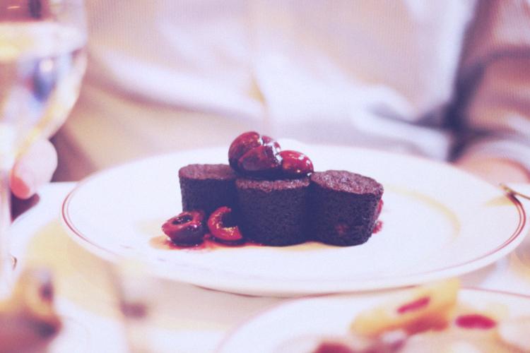 bouchons dessert