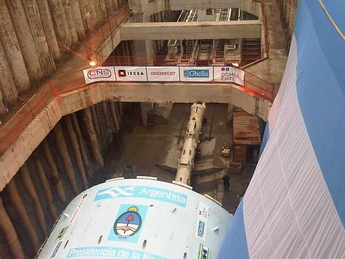 Tuneladora Sarmiento (Argentina)