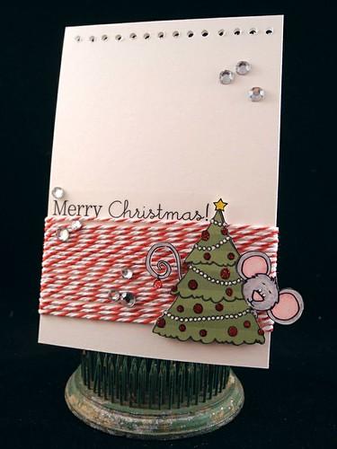 Cocoa's Tree Merry Christmas