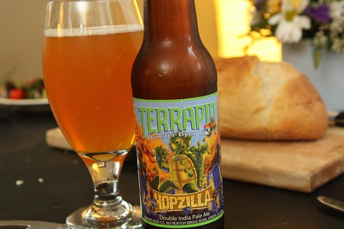 Terrapin Beer Company Hopzilla