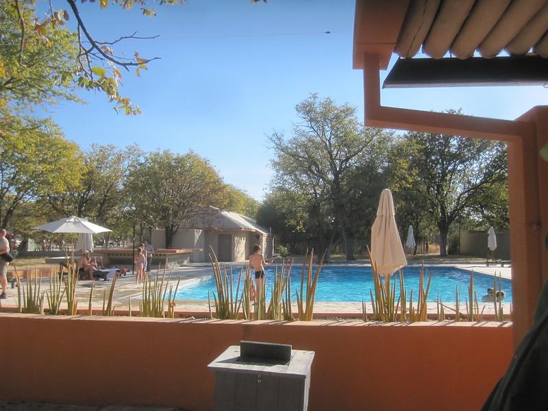 Etosha Namibia Pool