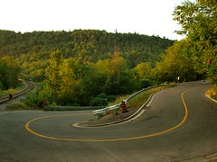Forks of the Credit Turn Pike