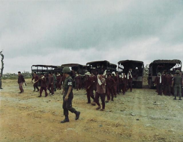 Quảng Trị 1973 - Trao trả tù binh tại sông Thạch Hãn