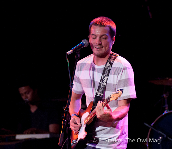 Heaps 'n Heaps @ The Roxy, LA 7/19/12