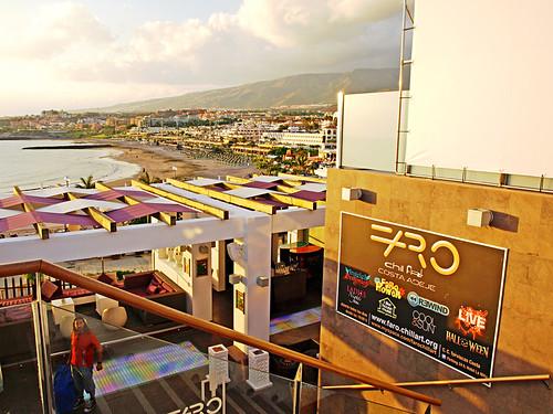 Faro Chill Art, Costa Adeje, Tenerife