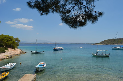 island greece spetses