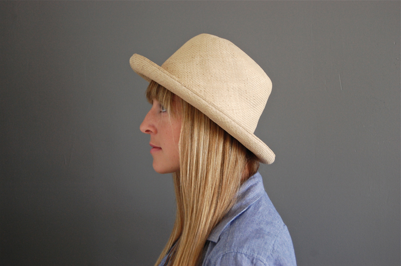 Sarah Swell Sarah Greenberg Glass and Sable Home Closet Tool closet hat