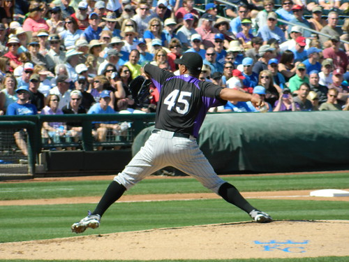San Francisco Giants Vs. Colorado Rockies 8/12/12: Mark's Free MLB Baseball Pick