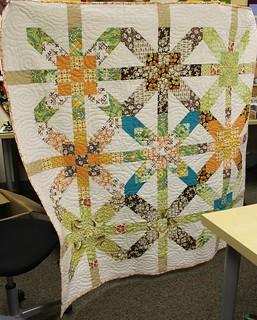 Columbus Modern Quilt Guild - AnneMarie's NQA Quilt