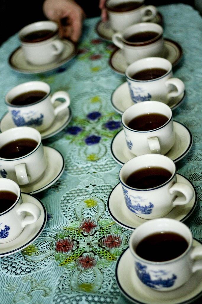 southeast asia tea