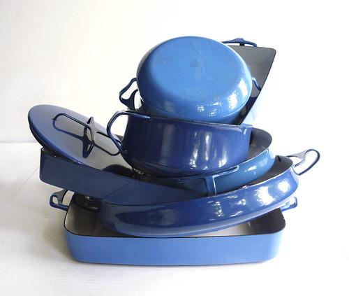Dansk Kobenstyle pots & pans