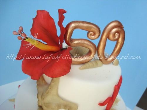 Torta Ibiscus