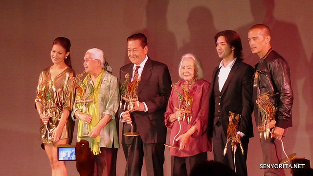 Cinemalaya Film Festival 2012 Winners