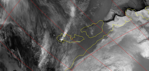 weather volcano smithsonian satellite antarctica metereology volcanism metopa steamplume eumetsat polarorbit sipleisland mountsiple