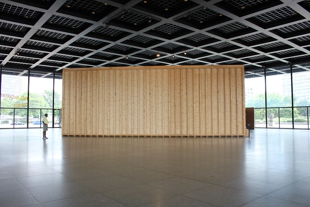 Paul McCarthy_The Box_Neue Nationalgalerie Berlin_photo: artfridge.de