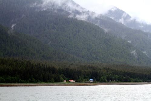 Nearing Juneau