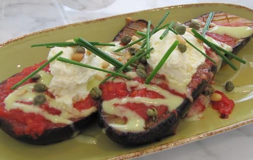 Tomato-Braised Eggplant