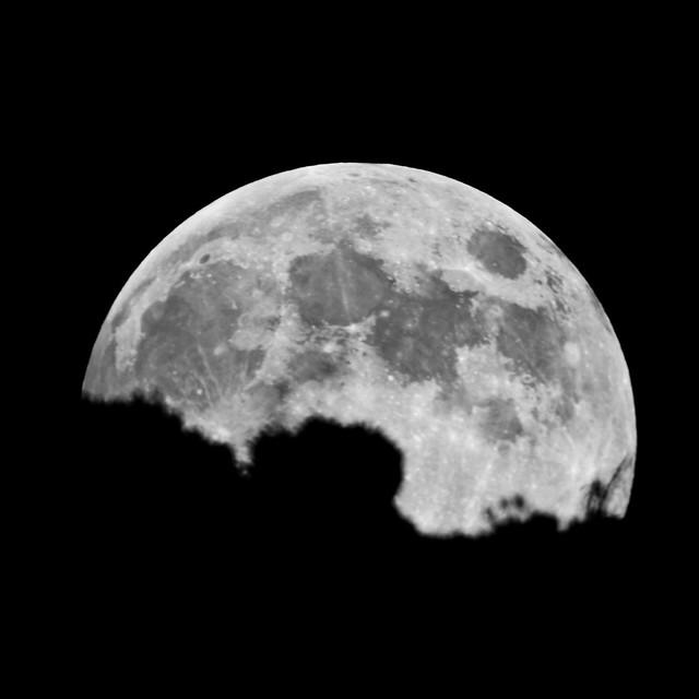 Lever de la Pleine Lune