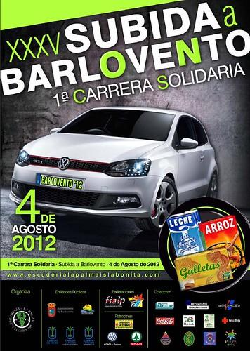 Subida a Barlovento 2012