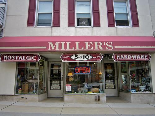 Miller's 5 & 10 Hamburg PA