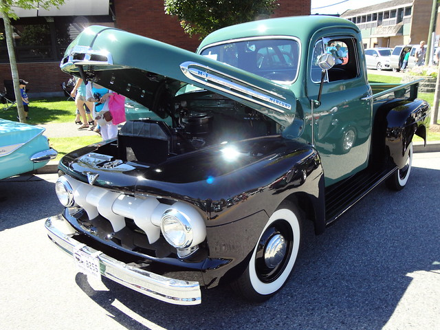 1951 mercury m 1 pickup truck ford of canada by custom cab flickr photo sharing. Black Bedroom Furniture Sets. Home Design Ideas