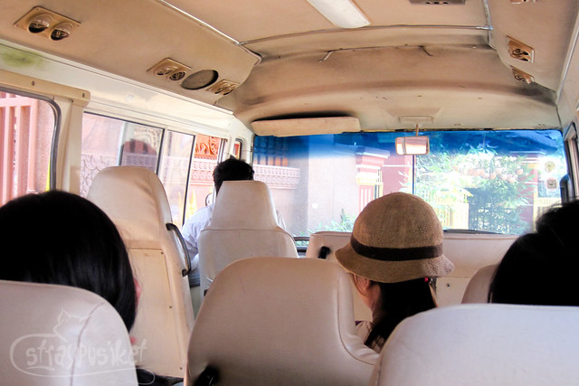 Mekong Express Bus