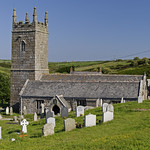 St Levan Church, St. Levan, Cornwall