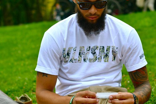 VLNSNY 'Weed' Tee. Available August 6th. by VLNSNYC