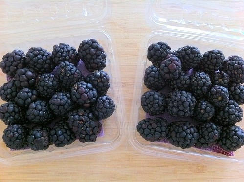 2 Pints of Blackberries